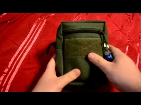 Maxpedition vertical gp pouch