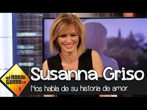 """Susanna Griso: """"Conocí a mi marido en la radio"""" - El Hormiguero 3.0"""