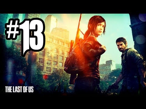 The Last of Us Gameplay Walkthrough – Part 13 – CRIMPS OR CHLOROFORM?!? (PS3 Gameplay HD)