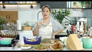 [Judy Ann's Kitchen 6] Ep 4: Japanese-Themed Dishes - Ebi Fry, Katsudon, Chicken Teriyaki, etc