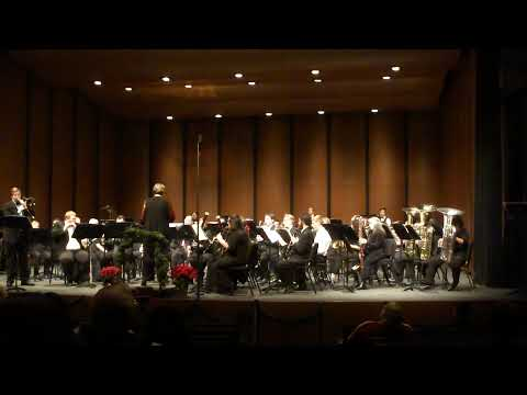 American River College Symphonic Band   Blue Bells of Scotland