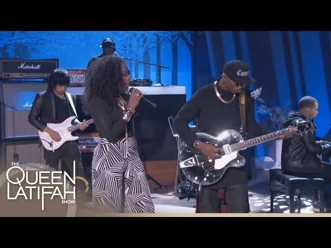 B.O.B. Performs 'John Doe' on The Queen Latifah Show