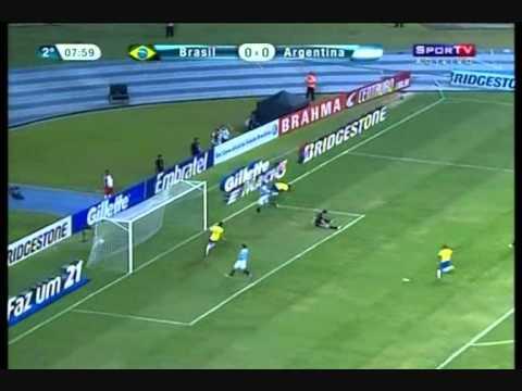 Bruno Cortes vs Argentina - Superclasico de las Americas