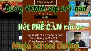 [Stream Bình Luận Game Ninja School Online ]  Nghiện Ngập VXMM Víp Nào - Hết Phê Cần rồi