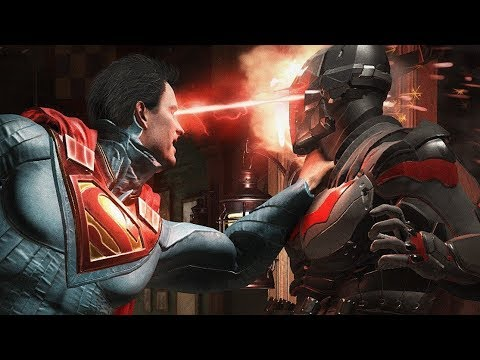 Injustice 2 Review - A Phenomenal Fighter That Restores Your Faith In DC