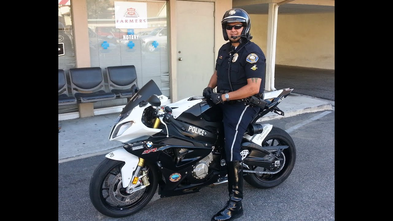 Long Beach Bmw Police Motorcycles