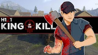 El Team Cien pies Road to Primer Lugar | H1Z1: King of the Kill | 1/∞