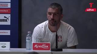 Kolarov prekinuo konferenciju posle pitanja o Stojkoviću
