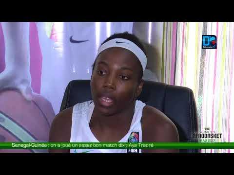 Senegal Guinée : On a joué un assez bon match dixit Aya Traoré