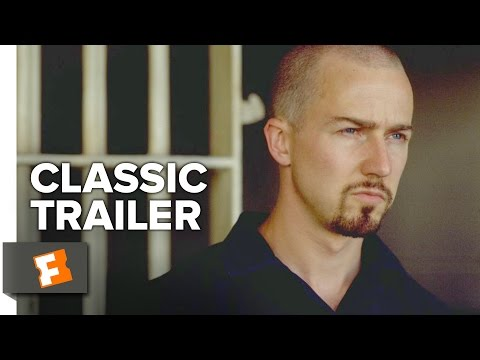 American History X (1998) Official Trailer - Edward Norton Movie HD