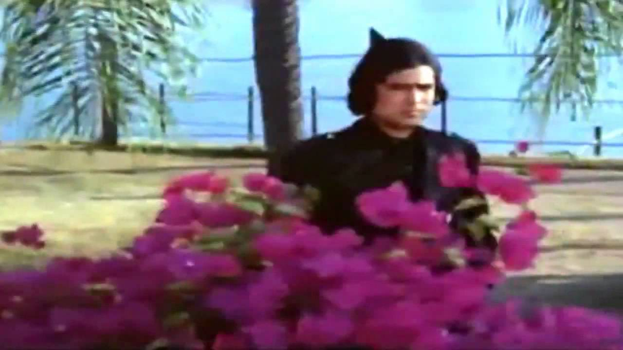 mere naina sawan bhadon lata mangeshkar hd youtube