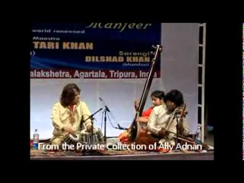 Teentaal - Ustad Abdul Sattar Khan Tari video