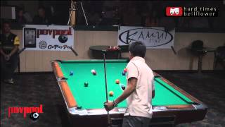 PT 2 - FINAL MATCH! - Carlo Biado vs Alex Pagulayan / Hard Times 10-Ball 2013