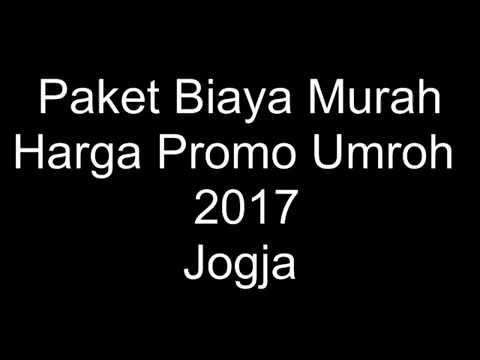 Video travel umroh jogja 2017
