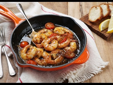 새우갈릭버터구이(쉬림프박스)(  Grilled shrimp with garlic butter /バターにんにくの 海老焼き )