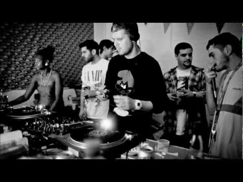 SWAMP81 (Loefah) set @ Outlook Festival 2010 ft. Sgt Pokes