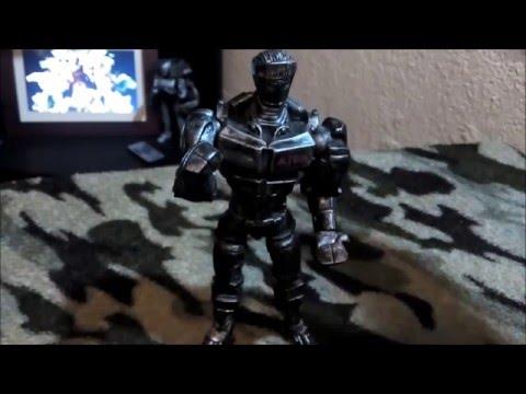 Atom reel steel Gigantes de Acero Jaaks reseña en español