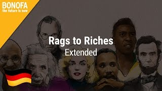 BONOFA – Rags to Riches – Extended | deutsch
