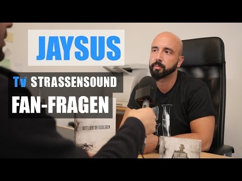 Jaysus Fan Fragen: Dmx, 2pac, Kay One Diss, Kool Savas, Shindy, Al-gear, Stuttgart, Eko, Jesus video