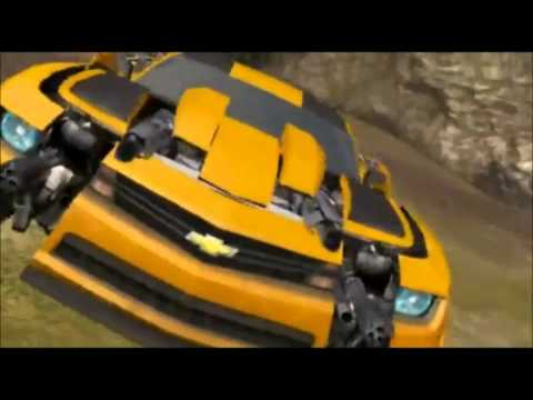 TRANSFORMERS 3: Dark Of The Moon_[Official Teaser Game Trailer]