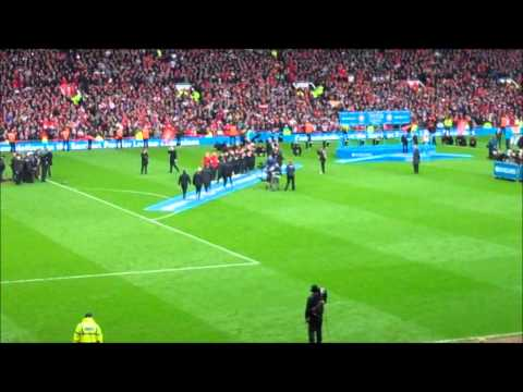 Manchester United Welcome the Champions
