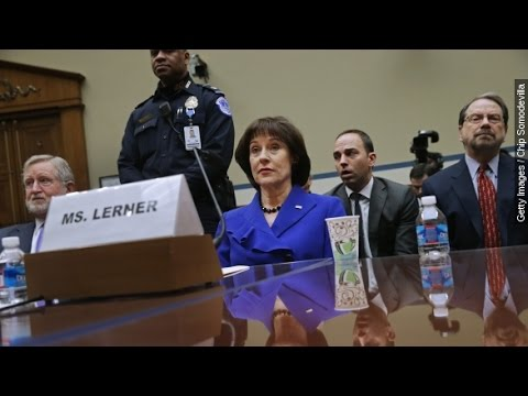 DOJ Says Lois Lerner Won't Face Contempt Charges