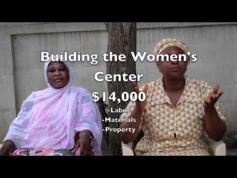 Mother's Club of Nima-Mamobi, Accra, Ghana