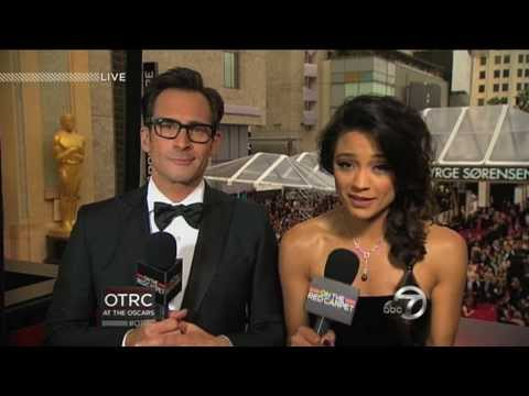abc's Oscar Pre-Show mentions Todd Spence