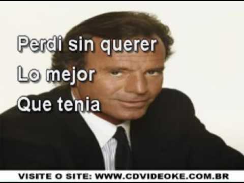Julio Iglesias   Me Olvide De Vivir
