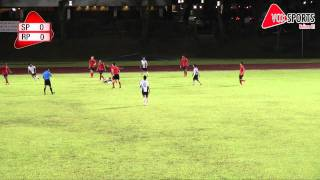IVP 2012 Men Soccer Semi-Final - (SP vs RP)