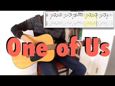 Joan Osborne - One Of Us(табы)