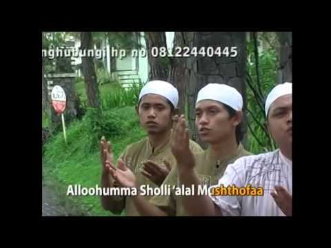 Salimul Apip -  Allohuma Sholi Alal Mustofa video