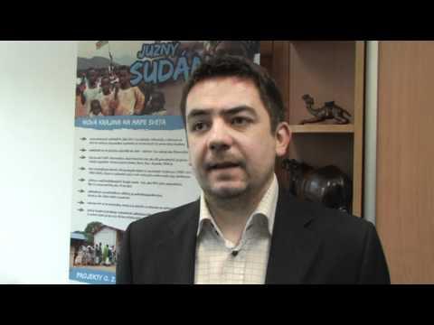 Tehlička pre Južný Sudán- rozhovor s Petrom Novákom