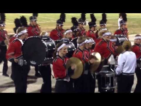MCDonald county high school marching band