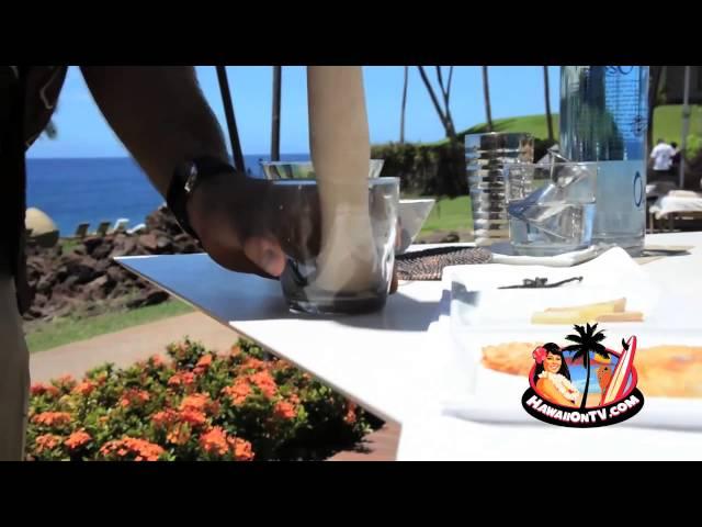 "Ocean Vodka's Award Winning Drink - ""The Lokahi"""