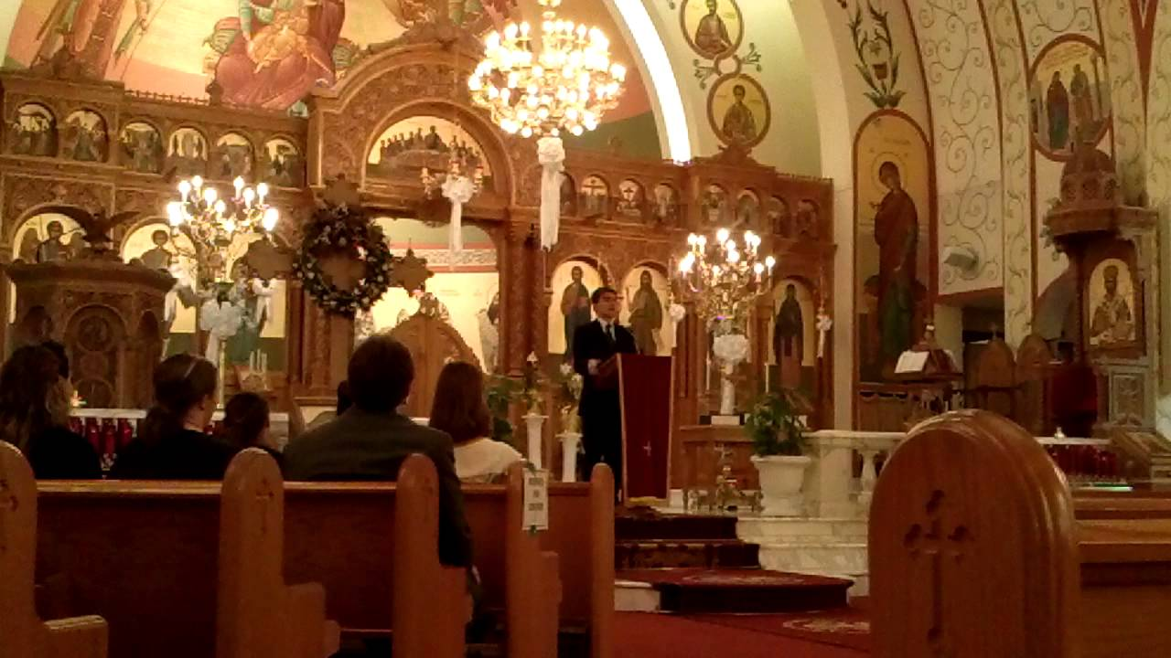 theodore monk st george orthodox church southgate mi youtube. Black Bedroom Furniture Sets. Home Design Ideas
