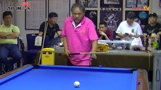 Efren Reyes in CHINA 2019#1 9-Ball