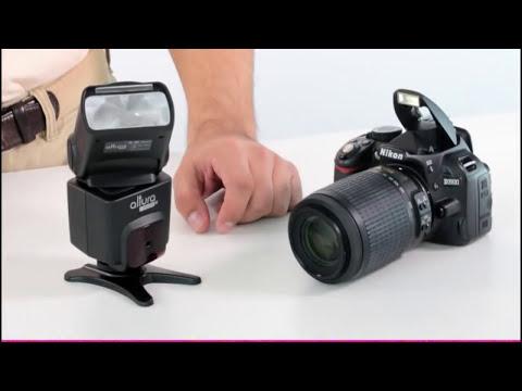 Full i-TTL Flash for Nikon Cameras by Altura Photo - Digital GOJA