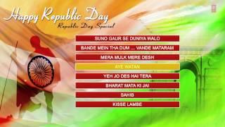 Republic Day Special | Audio Jukebox | Best Hindi Patriotic Songs