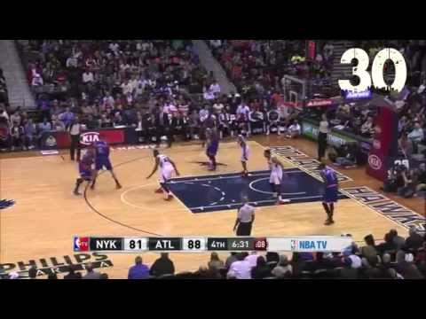 Pt. 3: Knicks Top 50 Fails of 2013-2014 - 30-21