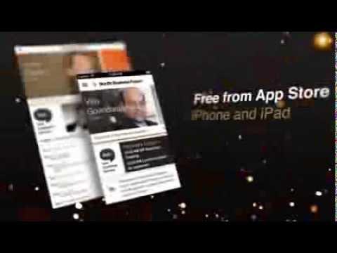 Nordic Business Forum 2013 App