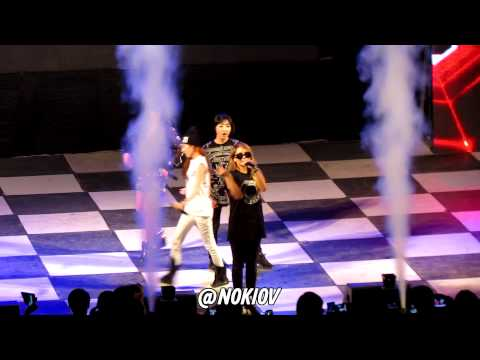 2013.05.16 경기대축제 2NE1- I AM THE BEST
