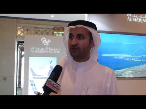Abdullah Rashed Al Abdooli, managing director, Al Marjan Island
