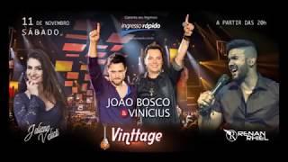 11/11 - João Bosco e Vinícius no Vinttage