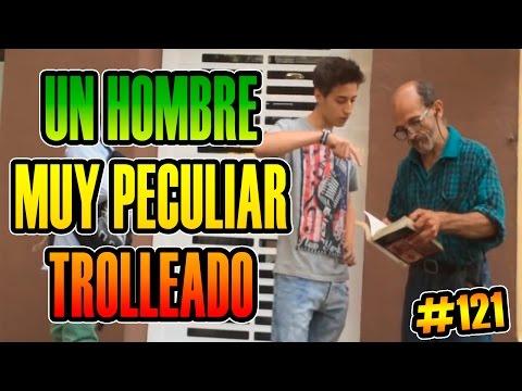 UN HOMBRE MUY RARO Y EL NIÑO RATA QUE BANEA Y HACKEA   TOP TROLLEOS Semana #121   Josemi