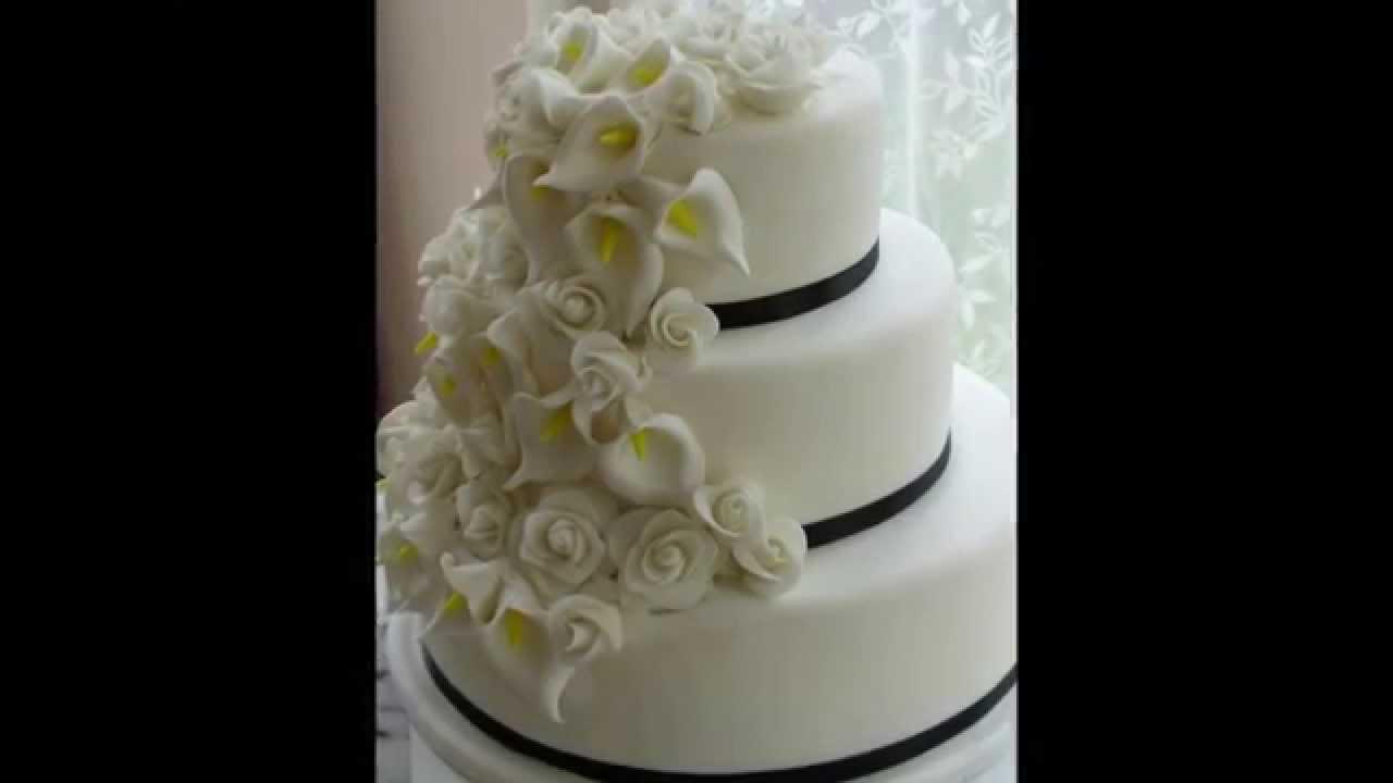 Hochzeitstorte - YouTube