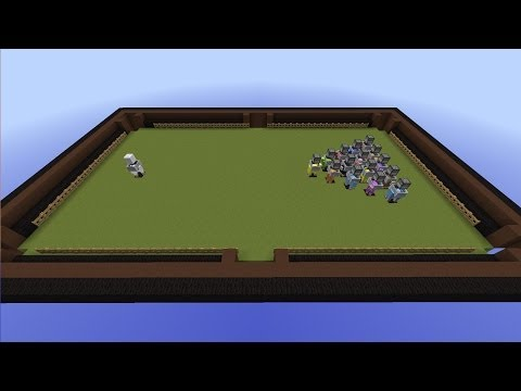 Minecraft Billar
