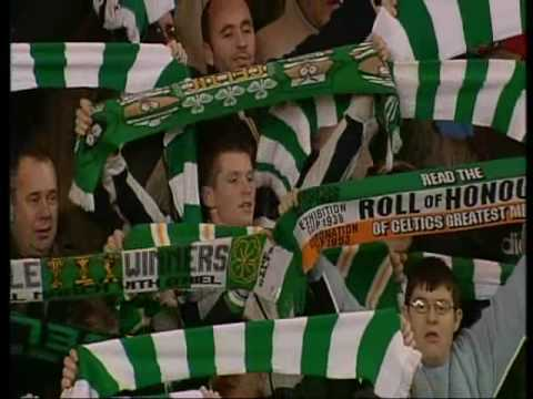 You'll Never Walk Alone! Live! Celtic Vs. Liverpool video