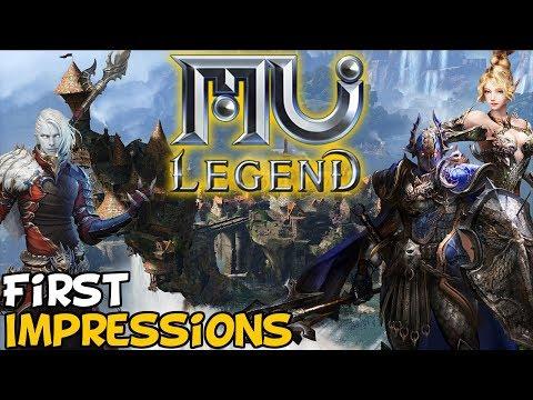 MU Legend 2017 First Impressions