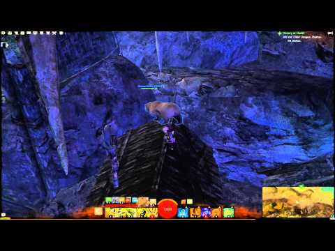 Guild Wars 2 - Jumping Puzzle - Gendarran Fields (Swashbuckler's Cove)